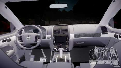 Volkswagen Touareg R50 2008 Tune (Beta) для GTA 4 вид справа