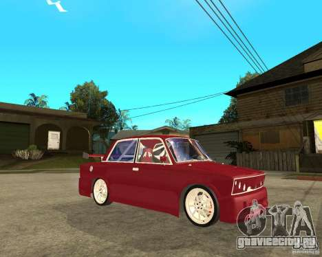 Ваз 2106 Lord для GTA San Andreas вид справа