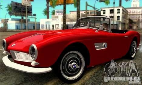 BMW 507 для GTA San Andreas