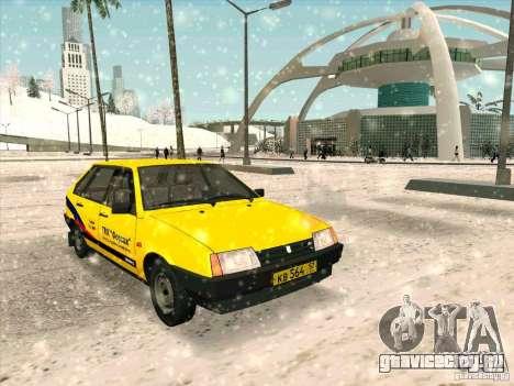 ВАЗ 21093i ТМК Форсаж для GTA San Andreas