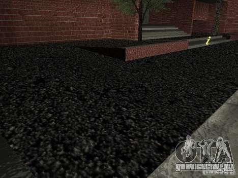 Новые текстуры госпиталя для GTA San Andreas пятый скриншот