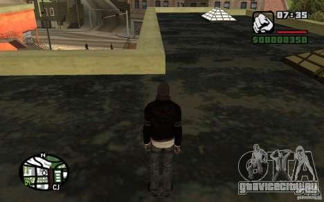 Alex Mercer v2.0 для GTA San Andreas четвёртый скриншот