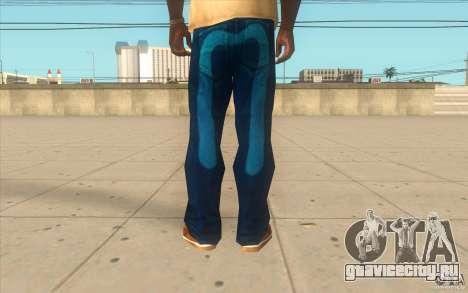 Remix-Evisu-Joker-Burberry Hose для GTA San Andreas третий скриншот