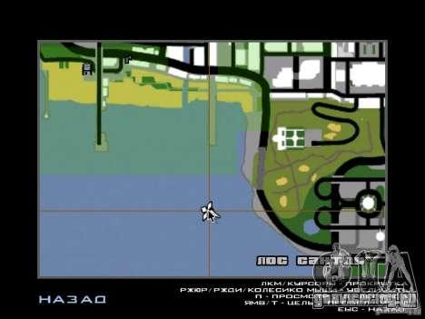La villa de la noche beta 1 для GTA San Andreas третий скриншот