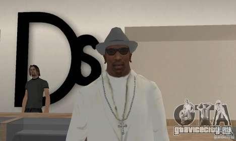 Begie CJ Skin для GTA San Andreas третий скриншот