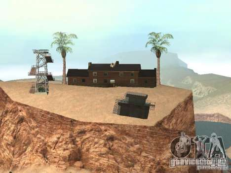 Загородный дом для GTA San Andreas