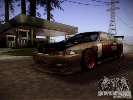 Nissan Silvia S14 Hell для GTA San Andreas
