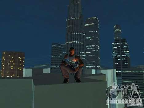 Weapons Pack для GTA San Andreas восьмой скриншот