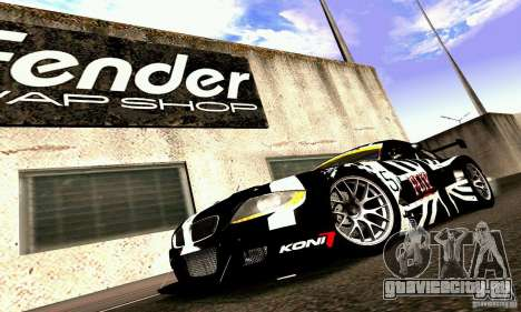 BMW Z4 E85 M GT 2008 V1.0 для GTA San Andreas колёса