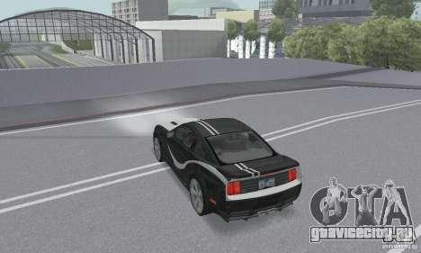 Saleen S281 Pack 2 для GTA San Andreas вид справа