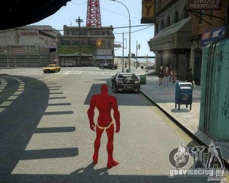 Iron Man Mk3 Suit для GTA 4 пятый скриншот