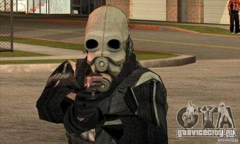 Police Man для GTA San Andreas второй скриншот