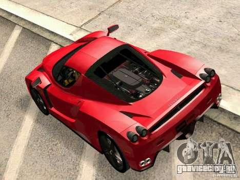 Ferrari Enzo Novitec V1 для GTA San Andreas вид справа