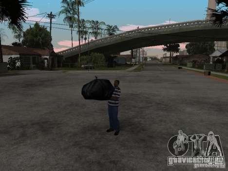 CJ - Клептоман для GTA San Andreas