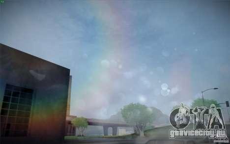 Lensflare v1.2 Final for SAMP Fixed Version для GTA San Andreas