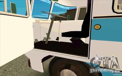 ПАЗ 672 для GTA San Andreas вид сзади