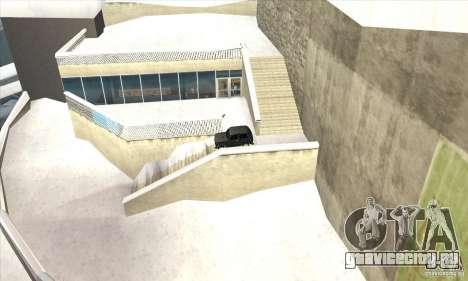 Полёт в Либерти Сити для GTA San Andreas пятый скриншот