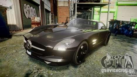 Mercedes-Benz SLS AMG 2010 [EPM] для GTA 4 вид слева