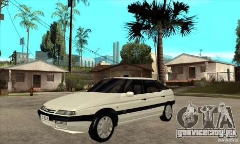 Citroen XM 1992 для GTA San Andreas