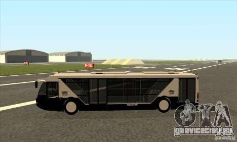 Neoplan Airport bus SA для GTA San Andreas вид слева
