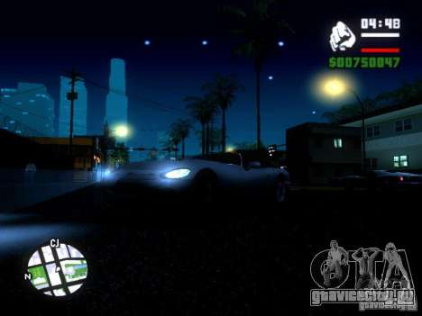 ENBSeries Medium PC для GTA San Andreas