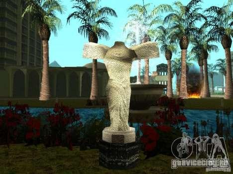 Новые текстуры для казино Калигула для GTA San Andreas пятый скриншот