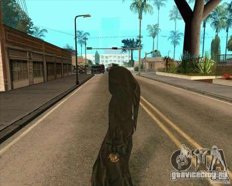 Смерть с косой для GTA San Andreas третий скриншот