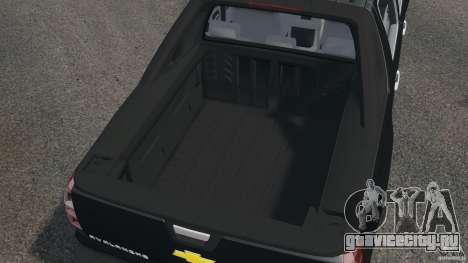 Chevrolet Avalanche Stock [Beta] для GTA 4 вид сбоку