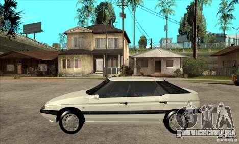 Citroen XM 1992 для GTA San Andreas вид слева