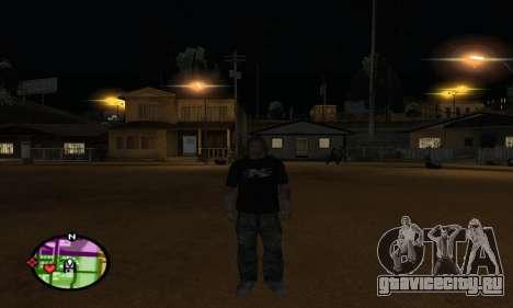Triple H для GTA San Andreas пятый скриншот