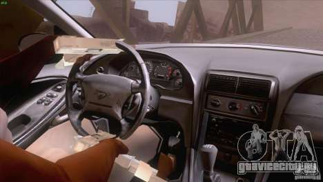 Ford Mustang GT 1999 для GTA San Andreas салон