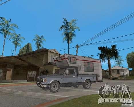 Chevrolet S-10 Kemper v2.0 для GTA San Andreas вид слева