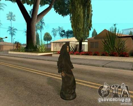 Смерть с косой для GTA San Andreas четвёртый скриншот