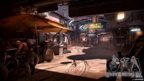 Меню и экраны загрузки RAGE для GTA San Andreas