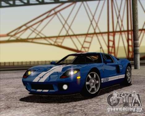 SA_NGGE ENBSeries v1.1 для GTA San Andreas второй скриншот