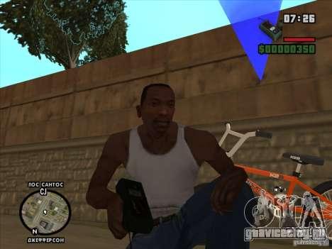 Детонатор для GTA San Andreas третий скриншот