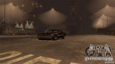 Jupiter Eagleray MK5 v.2 для GTA 4 вид изнутри
