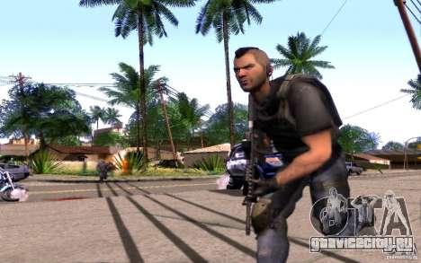 Соуп МакТавиш (Бразилия) для GTA San Andreas второй скриншот