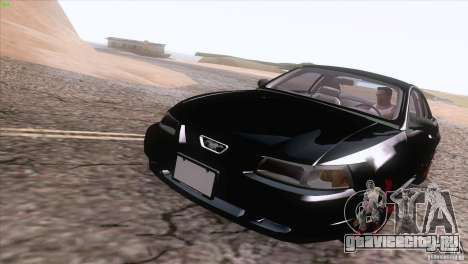 Ford Mustang GT 1999 для GTA San Andreas