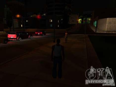 ENBSeries by AlexKlim для GTA San Andreas шестой скриншот