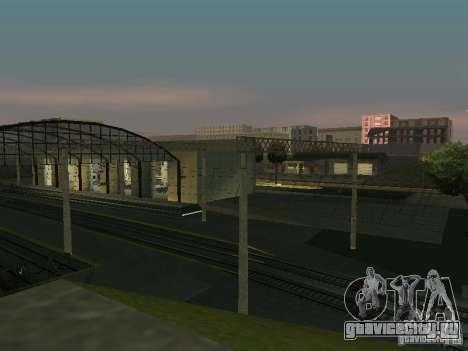 Контактная сеть для GTA San Andreas третий скриншот