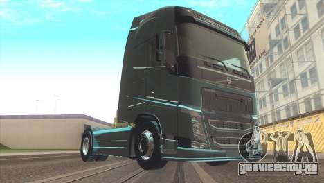 Volvo FH 2013 для GTA San Andreas