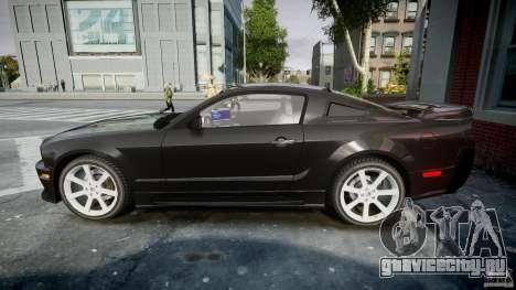 Saleen S281 Extreme Unmarked Police Car - v1.2 для GTA 4