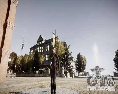 Catwoman v2.0 для GTA 4 девятый скриншот