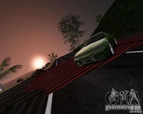 Nissan Skyline R32 GTS-t Veilside для GTA 4 вид сбоку