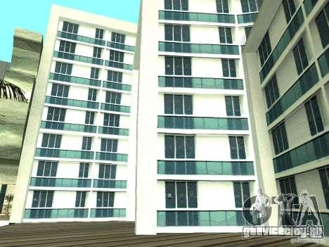 Новые текстуры для отеля V-Rock для GTA San Andreas четвёртый скриншот