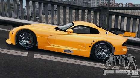 SRT Viper GTS-R 2012 v1.0 для GTA 4 вид слева