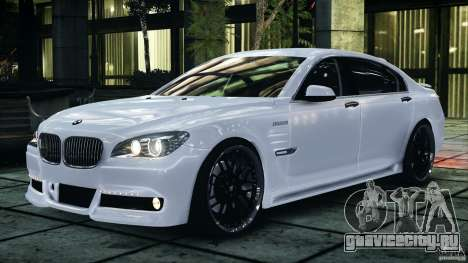 Bmw 750li Hamann для GTA 4