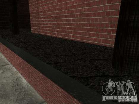 Новые текстуры госпиталя для GTA San Andreas четвёртый скриншот