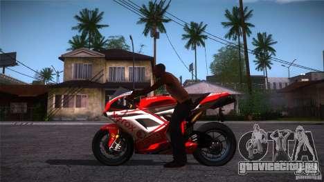 Ducati 1098 для GTA San Andreas вид слева